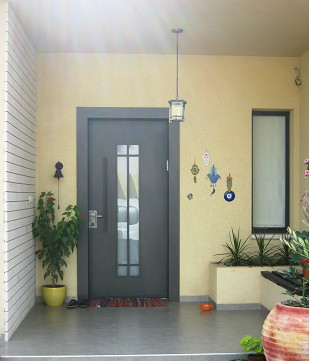 דלתות כניסה - פרוייקטים