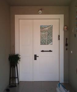 דלתות כניסה ברזל