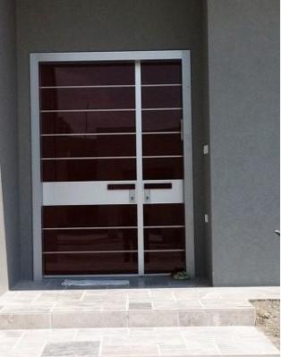 דלת כניסה - הייטק