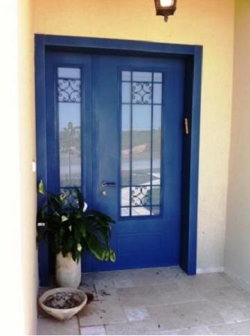 דלתות כניסה GLR