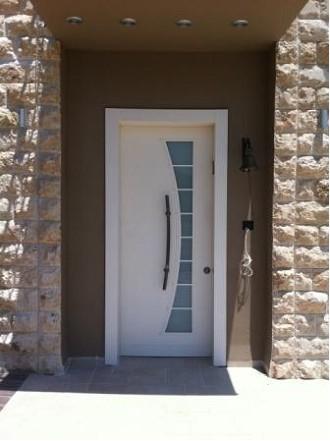דלת כניסה NO