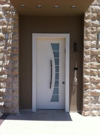 דלתות כניסה דגם NO