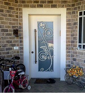 דלתות קיבוץ מעגן