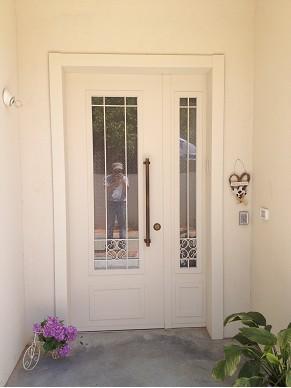דלתות כניסה עיצוב ודלת