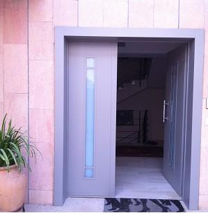 דלתות כניסה בצפון