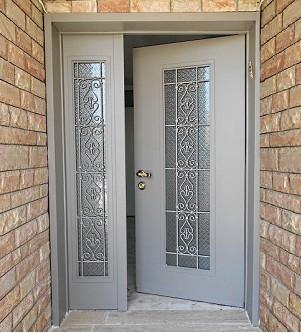 עיצוב ודלת מעגן