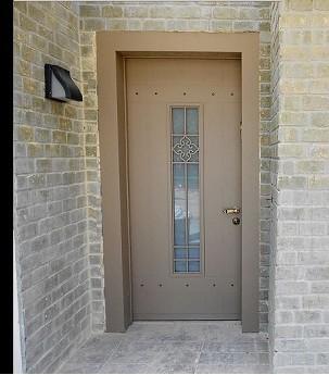 דלתות כניסה מעגן